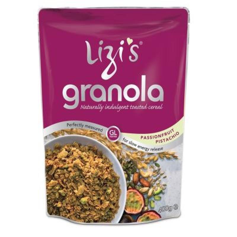 Musli Granola Fructul Pasiunii si Fistic (400 grame), Unicorn Naturals