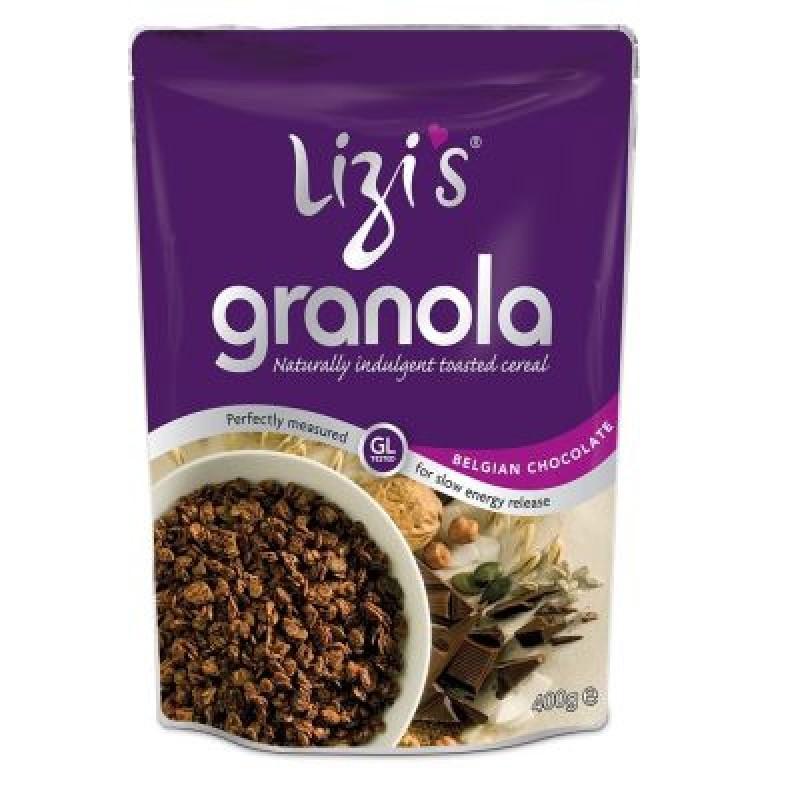 Musli Granola Ciocolata Belgiana (400 grame), Unicorn Naturals