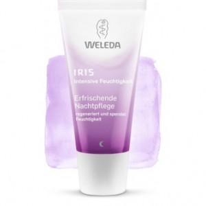 Iris Cremă de Noapte (30 ml), Weleda