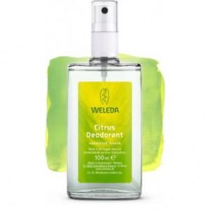 Deodorant cu Citrice (100 ml), Weleda