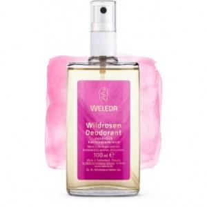 Deodorant cu Trandafir Sălbatic (100 ml), Weleda