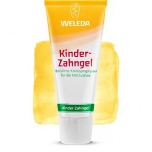 Gel de Dinţi pentru Copii (75 ml), Weleda