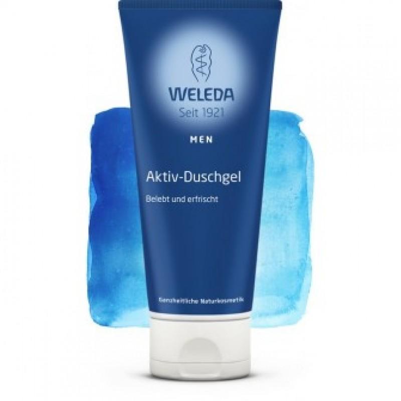 Gel de Duș Weleda Men (200 ml), Weleda