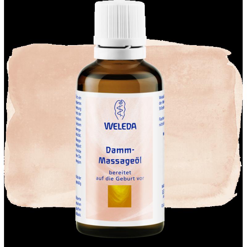 Ulei pentru Masajul Perineului (50 ml), Weleda