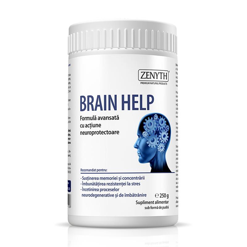 Brain Help 250 grame, Zenyth Pharmaceuticals