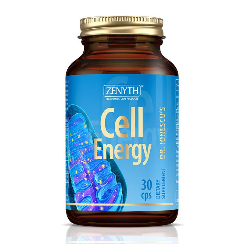 Cell Energy (30 capsule), Zenyth Pharmaceuticals