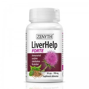 Liver Help Forte (30 capsule), Zenyth Pharmaceuticals