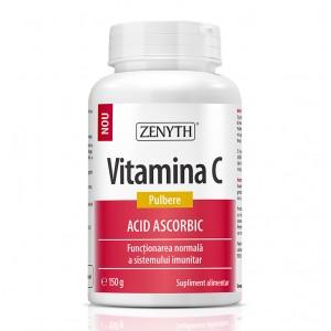 Vitamina C 150 grame, Zenyth Pharmaceuticals