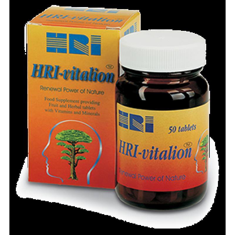 HRI Vitalion (50 capsule), Vitalion
