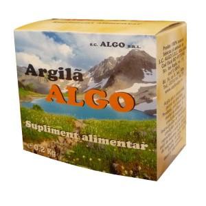 Argila Algo (0,2 kg), Algo