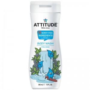 Gel de dus pentru copii (355 ml), Attitude