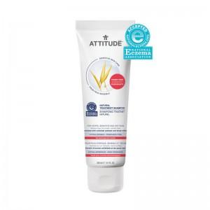 Sensitive Natural Sampon pentru piele sensibila (240 ml), Attitude