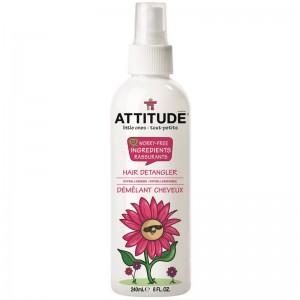 Spray pentru descalcirea parului (240 ml), Attitude