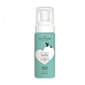 Blooming Belly Spuma pentru curatarea fetei, Ulei de argan (150 ml), Attitude