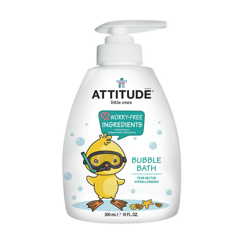 Spumant de baie, nectar de pere (300 ml), Attitude