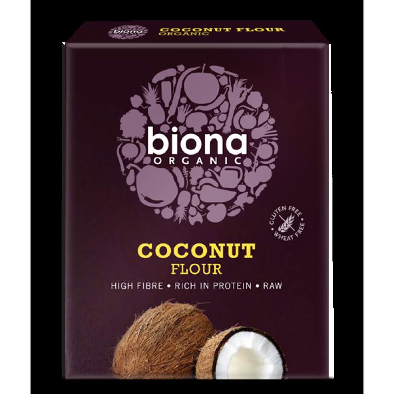 Faina de cocos bio (500g), Biona