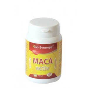 Maca activ - tonic sexual (40 capsule)