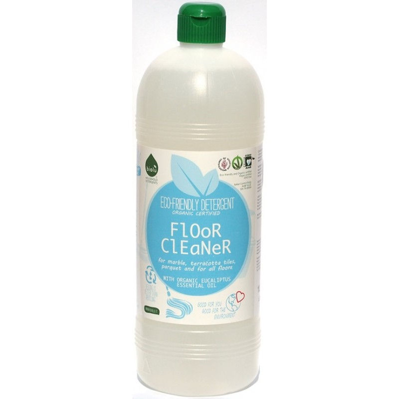 Detergent ecologic pentru pardoseli (1L), Biolu