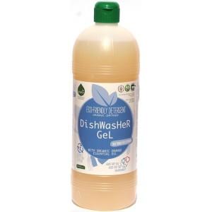 Gel pentru spalat vase ecologic, pentru masina de spalat vase (1L), Biolu