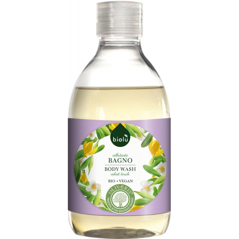 Gel de dus ecologic cu Ylang Ylang si vitamina E (300ml), Biolu