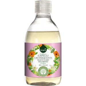 Sampon ecologic cu ulei de masline si vitamina E (300ml), Biolu