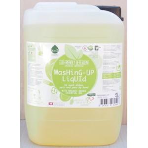 Detergent ecologic pentru spalat vase, Biolu (5 litri)