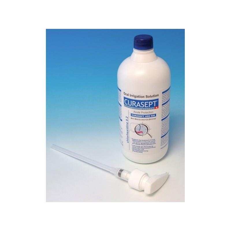 Apa de gura cu clorhexidina 0,05% - 900ml, Curaprox