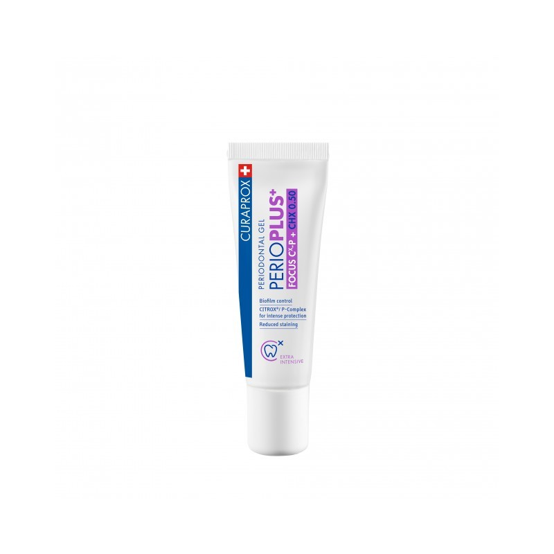 Perio Plus+Focus Gel, Curaprox