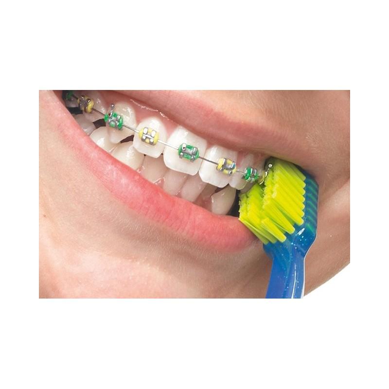 Periuta Ortodontica cu Sant, CURAPROX