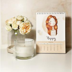 Calendar birou STARI FEMININE 2018, Choofi