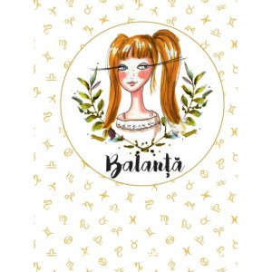 "Felicitare ilustrata ""Balanta"" , Choofi"