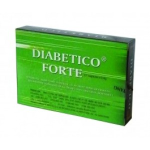 Diabetico forte (27 capsule), Cici Tang