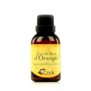 Apa flori de portocal bio (50ml), Cook