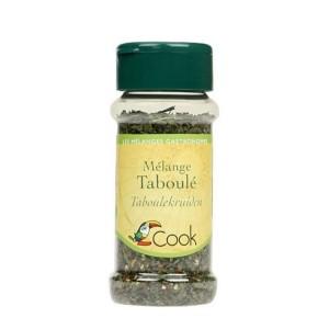 Condiment bio pentru taboule (17g), Cook