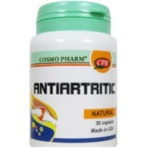 Antiartritic natural (30 capsule), Cosmopharm