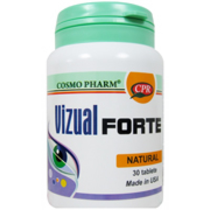 Vizual forte (30 tablete), Cosmopharm