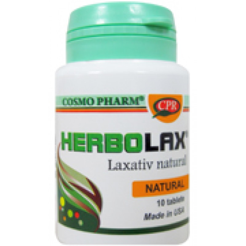 Herbolax (30 tablete), Cosmopharm