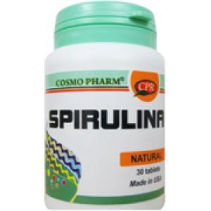Spirulina (30 tablete), Cosmopharm