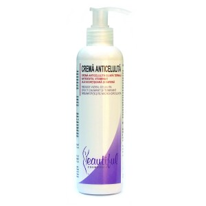 Crema anticelulita cu antioxivita, cafea si scortisoara (200ml), Beautiful Cosmetics