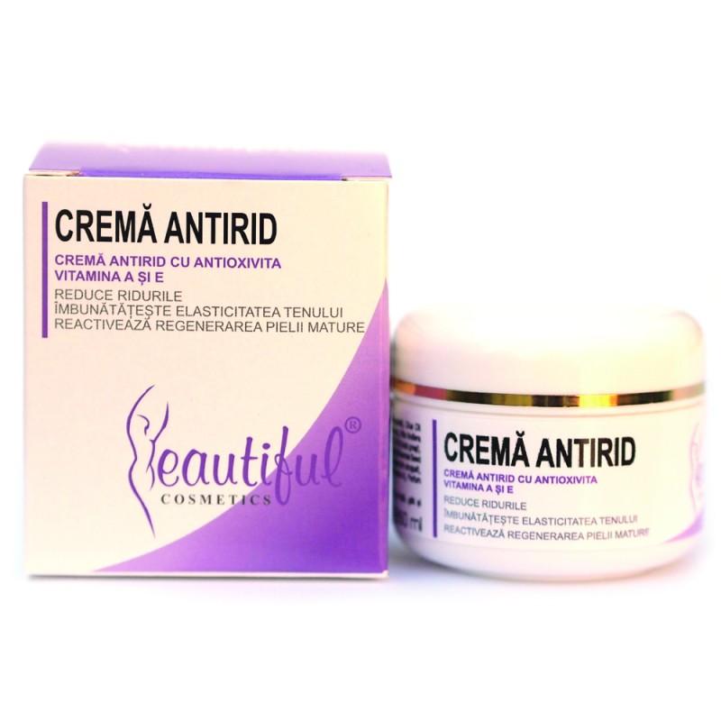 Crema antirid cu antioxivita (50ml), Beautiful Cosmetics