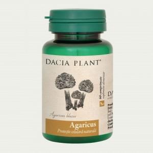 Agaricus (60 comprimate), Dacia Plant