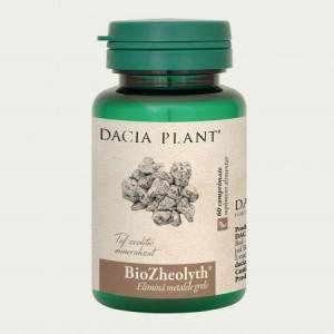 BioZHEOLYTH (60 comprimate), Dacia Plant