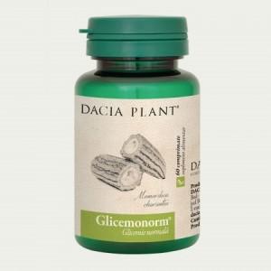 Glicemonorm (60 comprimate), Dacia Plant