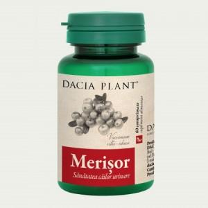 Merisor (60 comprimate), Dacia Plant