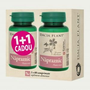 Promo Napraznic (60 comprimate) 1+1 Gratis, Dacia Plant