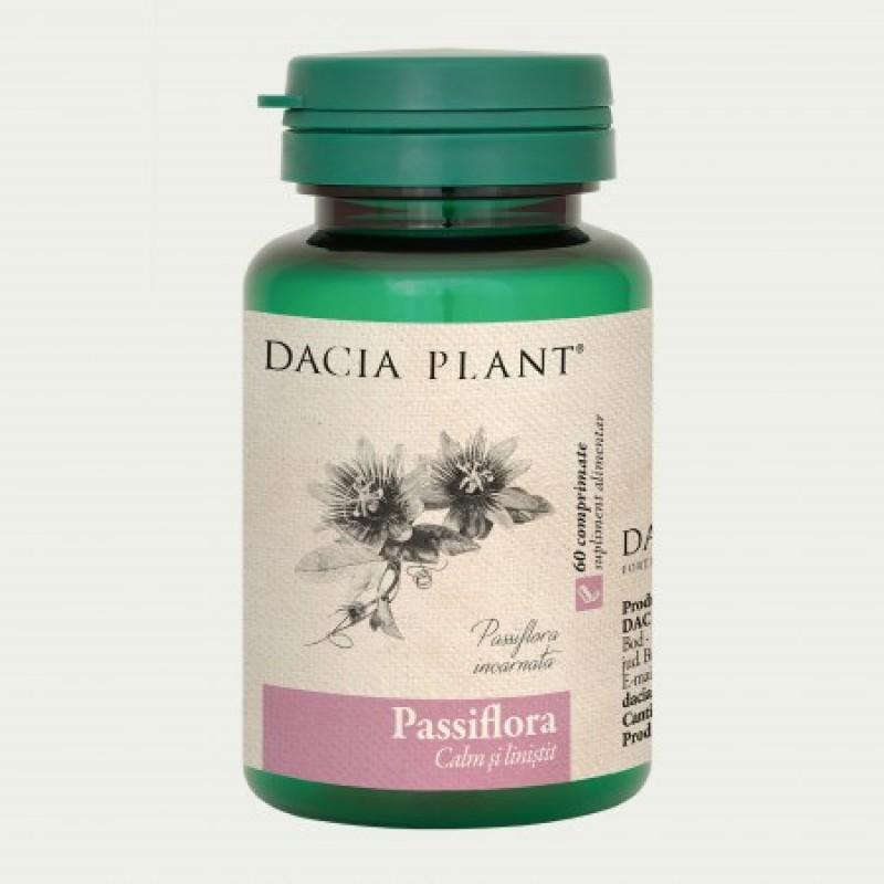 Passiflora (60 comprimate), Dacia Plant