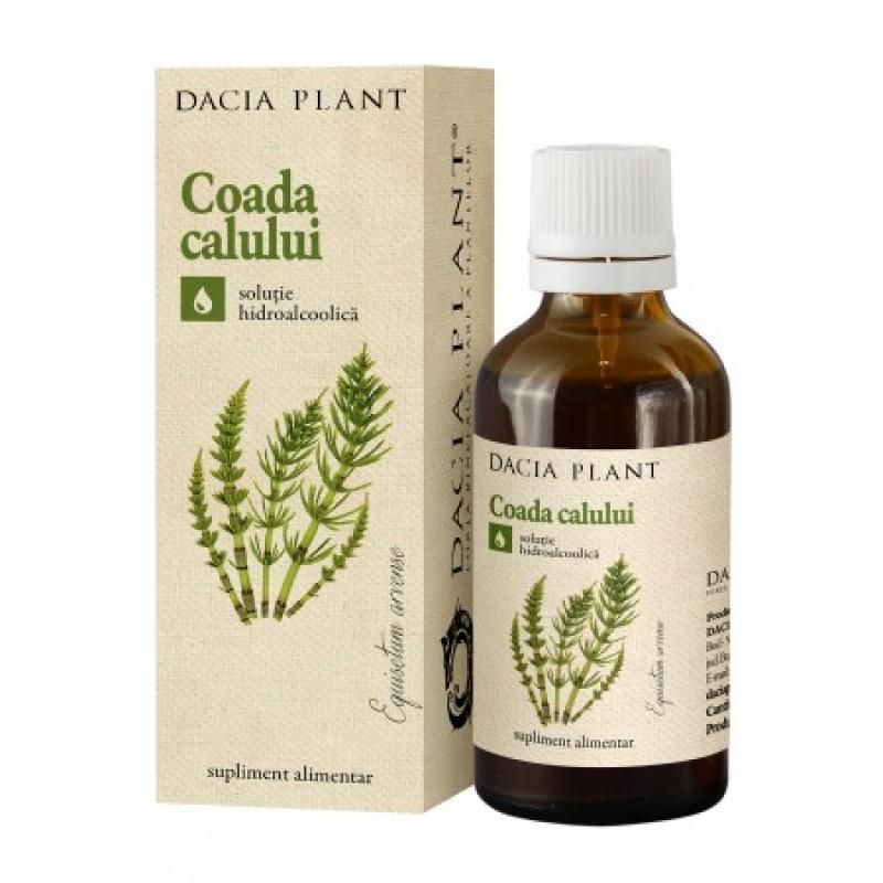 Coada Calului tinctura (50 ml), Dacia Plant