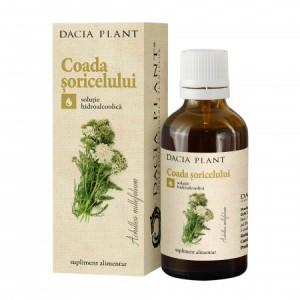 Coada Soricelului tinctura (50 ml), Dacia Plant