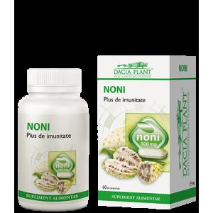 Noni (60comprimate), Dacia Plant