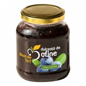 Bun de Tot Afine dulceata (360 grame), Dacia Plant
